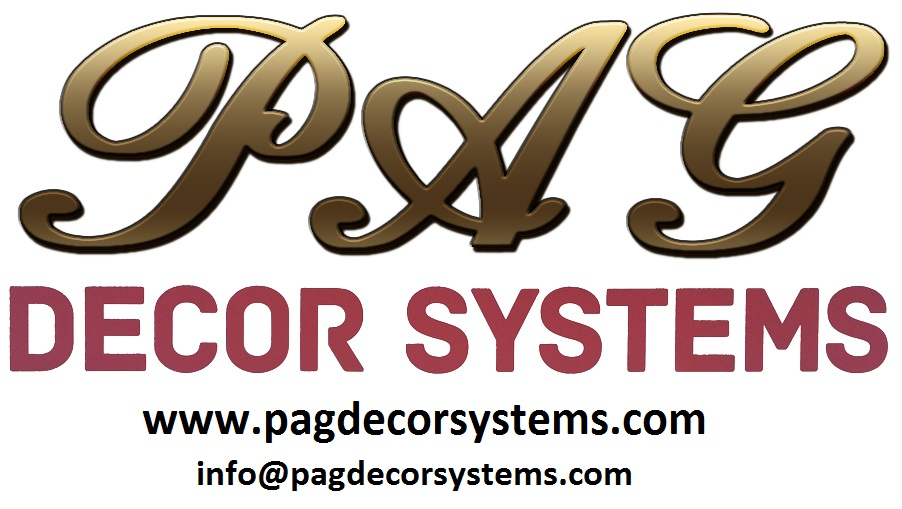 Logo PAG Decor Systems